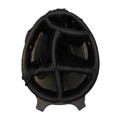 MacGregor Junior Tourney II 9-12 Stand Bag  Grey Fuchsia Black