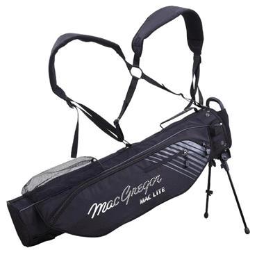 "MacGregor Mac 4.0 6.5"" Flip Stand Bag  Black"