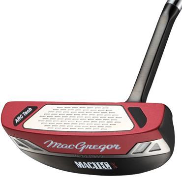 MacGregor MacTec X Putter Jumbo Grip Right Hand 001