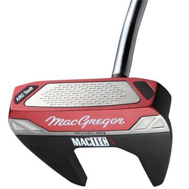 MacGregor MacTec X Putter Jumbo Grip Right Hand 002