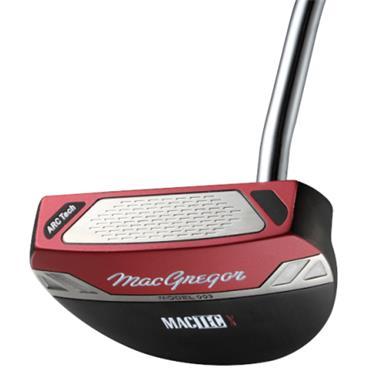 MacGregor MacTec X Putter Jumbo Grip Left Hand 003