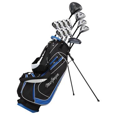 MacGregor DCT2000 Steel 6-SW Stand Bag Package Set  Gents Right Hand