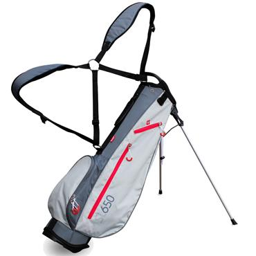 Masters Golf SL650 Stand Bag  Grey