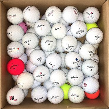 Masters Golf Grade A Lake Balls [50 per box] 50 ONE