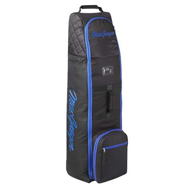 MacGregor VIP Deluxe Wheeled Travel Cover  Black -Royal