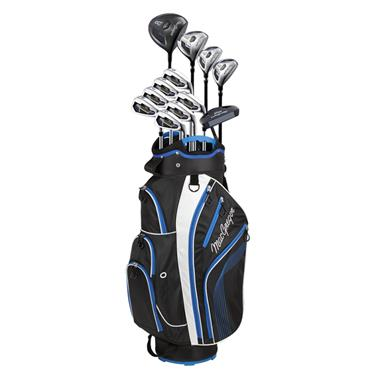 MacGregor DCT2000 Steel Package Cart Bag Set 6-SW  Gents Right Hand