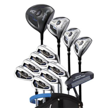 MacGregor DCT2000 Steel Package Cart Bag Set 6-SW  Gents Left Hand