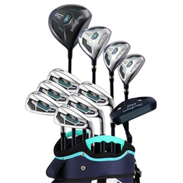 MacGregor DCT2000 Lds Cart 7-S Package Set  Ladies Right Hand