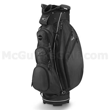 Mizuno Vin 90 Cart Bag Black