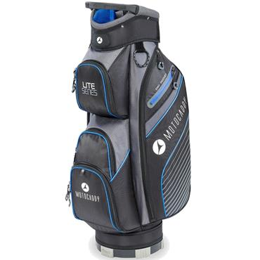 Motocaddy Lite Series Cart Bag  Black/Blue
