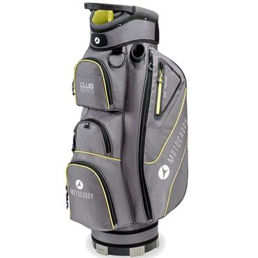 Motocaddy Club Series Cart Bag  Charcoal/Lime