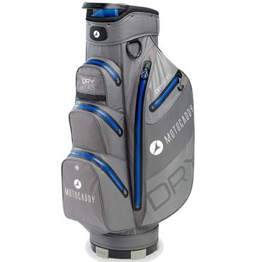 Motocaddy Dry Series Cart Bag  Charcoal/Blue