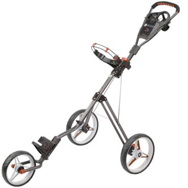 Motocaddy Z1 Push Trolley  Red
