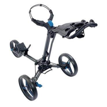 Motocaddy P1 Push Trolley  Blue