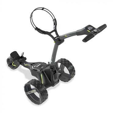 Motocaddy  M3 Pro DHC w/18 Hole Lithium Battery  Graphite
