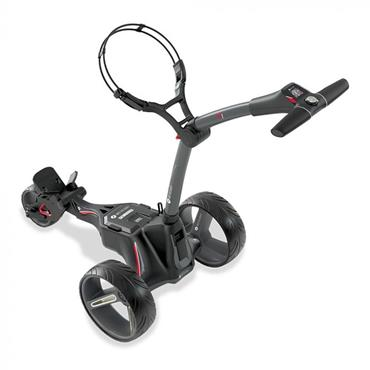 Motocaddy M1 Cart w/18 Hole Lithium Battery  Graphite