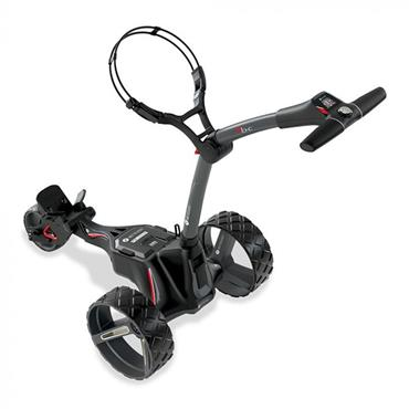 Motocaddy M1 DHC CART w/18 Hole Lithium Battery  Graphite