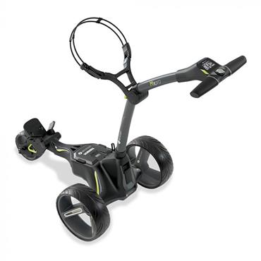 Motocaddy M3 Pro w/18 Hole Lithium Battery  Graphite