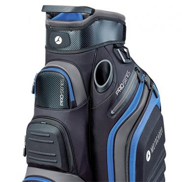 Motocaddy Pro Series Cart Bag  Black/Blue