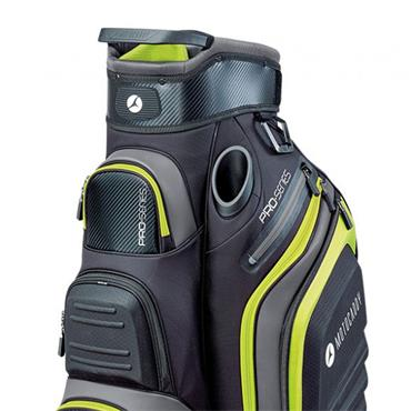 Motocaddy Pro Series Cart Bag  Black/Lime