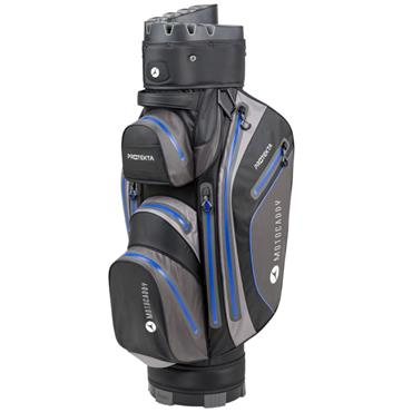 Motocaddy Protekta Cart Bag  Graphite/Blue