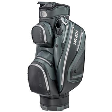 Motocaddy M-Tech Cart Bag  Black Grey