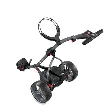 Motocaddy S1 Cart w/36 hole Lithium Battery  Graphite