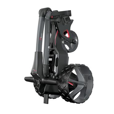 Motocaddy M1 *DHC* Cart w/18 hole Lith Battery  Graphite