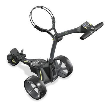 Motocaddy M3 GPS Cart w/36 hole Lith Battery  Graphite