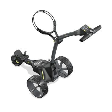 Motocaddy  M3 GPS DHC Cart w/18 hole Lith Battery  Graphite