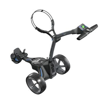 Motocaddy  M5 GPS Cart w/18 hole Lith Battery  Graphite