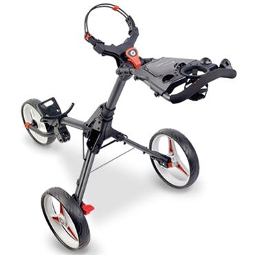 Motocaddy Cube Push Trolley  Red