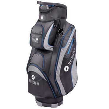 Motocaddy Club Series Cart Bag Black - Blue