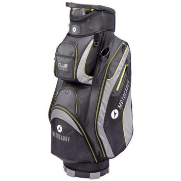 Motocaddy Club Series Cart Bag Black - Lime