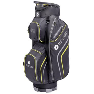 Motocaddy Lite Series Cart Bag Black - Lime
