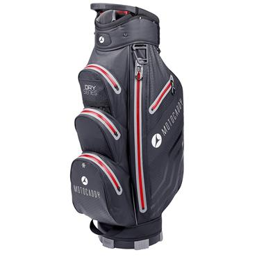 Motocaddy Dry Series Cart Bag  Black/Red