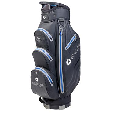 Motocaddy Dry Series Cart Bag  Black/Blue
