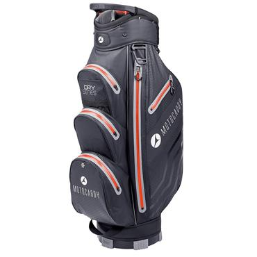 Motocaddy Dry Series Cart Bag  Black/Orange