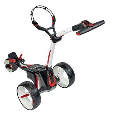 Motocaddy M1 Cart 18 Hole Standard Lithium Battery  Alpine