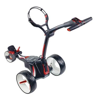 Motocaddy M1 Cart 18 Hole Standard Lithium Battery  BLACK