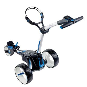 Motocaddy M5 Connect Electric Trolley Alpine