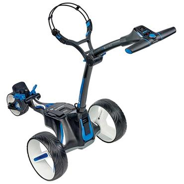 Motocaddy M5 Connect Cart 36 Hole Lithium Batter  Black