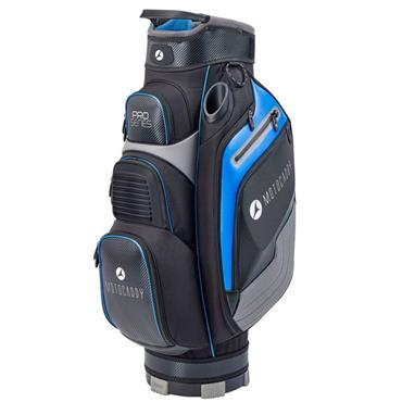 Motocaddy Pro Series Cart Bag Black - Blue
