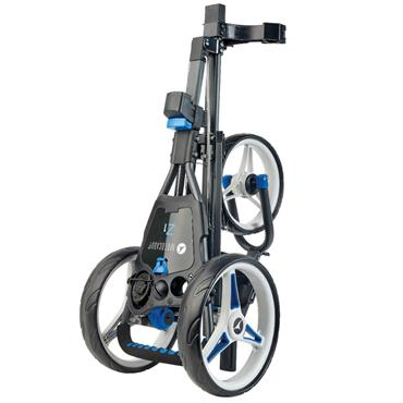 Motocaddy Z1 Push Trolley  Blue