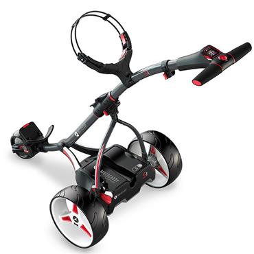 Motocaddy S1 2019 Cart 36 Hole Lithium Battery  Graphite