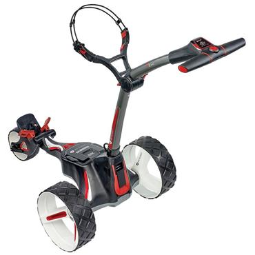 Motocaddy M1 DHC Cart Standard Lithium Battery  Graphite