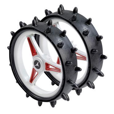 Motocaddy Hedgehog Rear Wheel Sleeves [Push Trolle  ONE