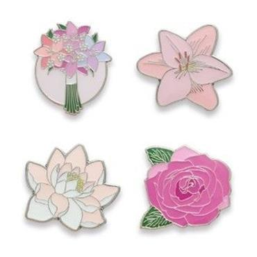 Surprizeshop Ball Marker Set  Flower