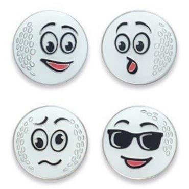 Surprizeshop Ball Marker Set  Its a Funny Ole Game