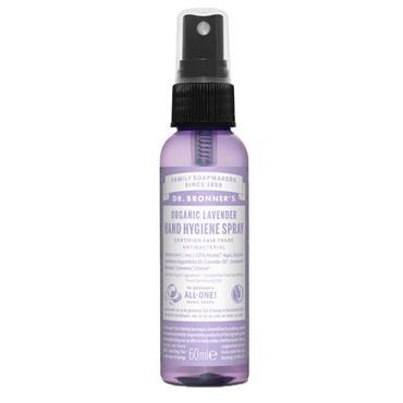 Dr Bronner Wellness Pack [Vit C&D & Dr Bronner]  Lavender